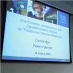 Prof. Hylands at 1st Cambridge TCM Forum sq